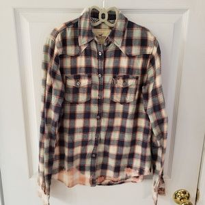 Hollister Bleached Flannel